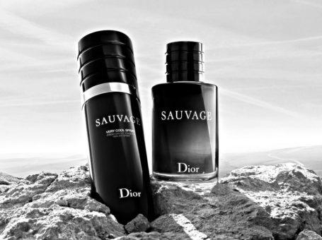 Туалетная вода Dior Sauvage