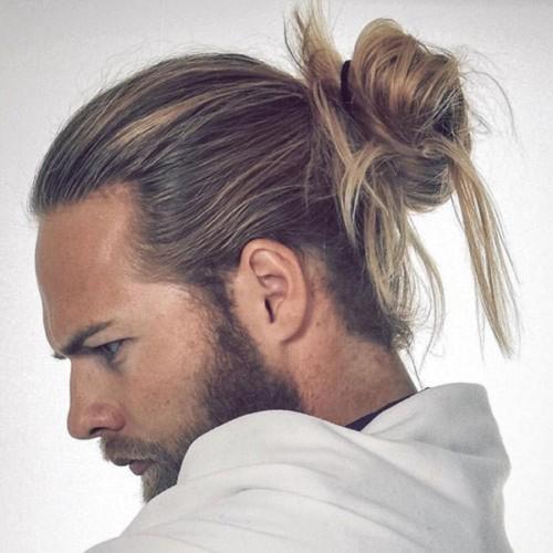 Man-Bun-Haircut
