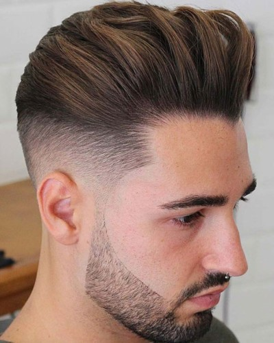 Textured-Combed-Back-Hair
